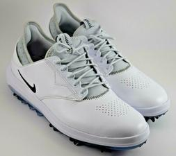 Nike Air Zoom Direct Golf Shoes Cleats White Silver Black 92