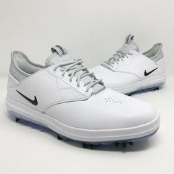 Nike Air Zoom Direct Golf Shoes Spikes White Men's Size 10