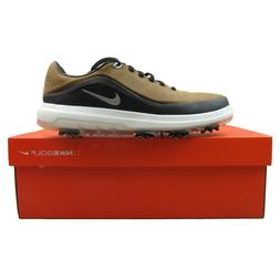 Nike Air Zoom Precision Golf Shoes Tan Leather 866065-200 Me