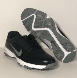 Nike Air Zoom Rival 5 Golf Shoes Black Grey Cleats Size 9 87