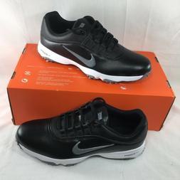 Nike Air Zoom Rival 5 Golf Shoes Black Men Mismatch L 9 - R
