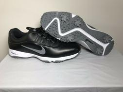 e2cf3a13d42f2 Nike Air Zoom Rival 5 Golf Shoes Black Grey Cleats Size 12 8