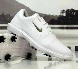 NIKE AIR ZOOM VICTORY PRO GOLF SHOES MENS SIZE 13 WHITE SILV