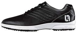 FootJoy Men's ARC SL Golf Shoes 59702 - Black - 12 - Wide