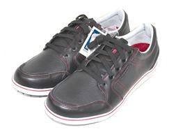 Ashworth Cardiff ADC Mens Size 10.5 Golf Shoes Black/Cardin/