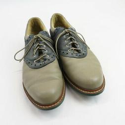 Ashworth G54275 Golf Shoes Kingston Beige 28 Second Hand Wea