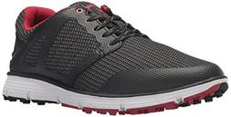 Callaway Men's Balboa Vent 2.0 Golf Shoe Black/White/red 9 M