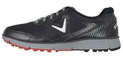 Callaway Men's Balboa Vent Golf Shoes CG102BGR - Black/Grey