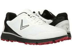 Callaway Balboa Vent Spikeless Golf Shoes White/Black
