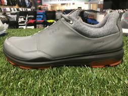Ecco Biom 3 Grey Mens Golf Shoes