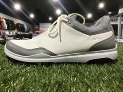 Ecco Biom 3 White Mens Golf Shoes