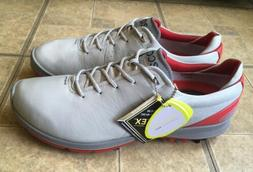 ECCO 'Biom G2 Free GTX' Grey Leather Golf Shoes ... MISMATES