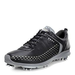 ECCO Men's Biom G2 Golf Shoe-M, Black/Transparent, 47 EU/13-
