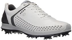 ECCO Men's Biom G2-M, White/Dark Shadow, 46 EU/12-12.5 M US