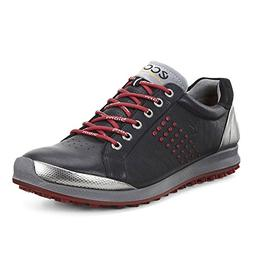 ECCO Men's Biom Hybrid 2 Golf Shoe,Black,46 EU/12-12.5 M US