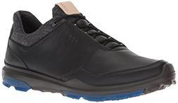 ECCO Men's Biom Hybrid 3 Gore-Tex Golf Shoe, Black/Bermuda B