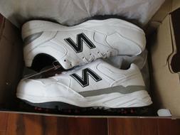 BNIB New Balance NBG1701 Men's spiked Golf Shoes, Size 8 4E,