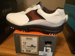 Brand New in Box Size 9.5 Wide Men's Footjoy Contour Golf