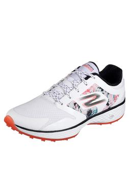 c/o Womens Skechers 14854WMLT GGTropic Spikeless Golf Shoes