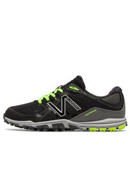 c/o Womens New Balance NBGW1005BKL Black/Lime Spikeless Golf