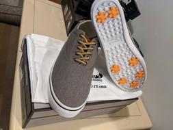 Canoos Golf Boat Shoes NEW Mens 10.5 Model CCGGS