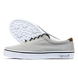 Canoos Men's Canvas Golf Shoe - Spaulding