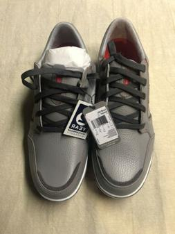 Ashworth Mens Cardiff Adc Golf Shoes Grey 10.5