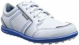 Ashworth Mens Cardiff Adc Golf Shoes 7 Us White