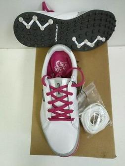Ashworth Cardiff ADC Women's Golf shoes- Size 6- Color-White