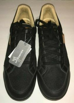 cardiff men s spikeless golf shoes black