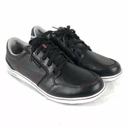 Ashworth Cardiff Spikeless Golf Shoes Mens Size 12 G54280 Wa
