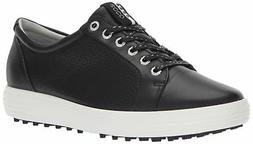 ECCO Women's Casual Hybrid 2 Golf Shoe, Black, 39 EU/8-8.5 M