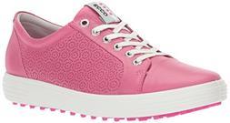 ECCO Women's Casual Hybrid 2 Golf Shoe, Fandango, 37 EU/6-6.