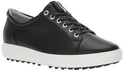 ECCO Women's Casual Hybrid 2 Golf Shoe, Black, 39 EU/8-8.5 M