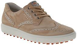ECCO Women's Casual Hybrid Golf Shoe, Sesame, 40 EU/9-9.5 M