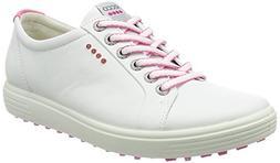 Women's Ecco Casual Hybrid Water Resistant Golf Sneaker, Siz