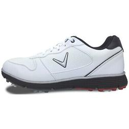 Callaway Chev Tr Golf Shoes White - Choose Size & Width