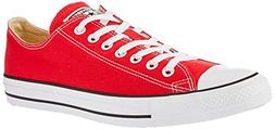 Converse Chuck Taylor All Star OX Shoe - Men's Red, 10.5