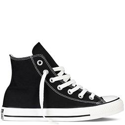 Converse Chuck Taylor All Star High Top Shoes, Black, Size 1