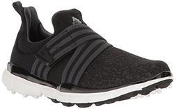 adidas Women's Climacool Knit Golf Shoe, Black, 8 M US