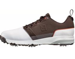 CLOSEOUT - NEW FootJoy Mens Contour FIT Golf Shoes NIB! 5409