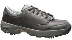 Oregon Mudders Men's CM300 Black/Grey Waterproof Golf Oxford