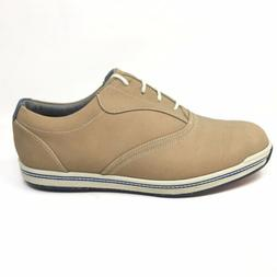 Footjoy Contour Casual 54258 Mens Brown Spikeless Golf Shoes