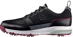 FootJoy Contour Fit Golf Shoes 54098 Black - 7 Wide