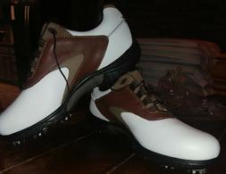 Footjoy Contour golf Men's shoes 10.5W 2008 w.Box & Original