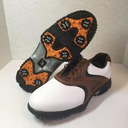 FootJoy Contour Series Men's Golf Shoes Size 10 Wide White B