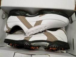 FootJoy Contour Series Mens Golf Shoes - Size 12 M White Bro