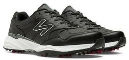 New Balance Control Series 1701 Golf Shoes Black - Choose Si