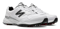 New Balance Control Series 1701 Golf Shoes White/Black