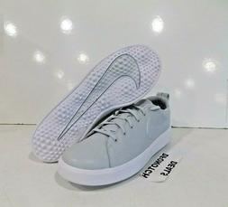 Nike Course Classic Golf Shoes Sz 9-12 Grey White 905232-002